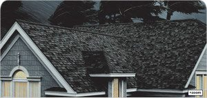 storm with owens corning tiles