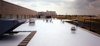 Commercial Low Slope Flat Roofing