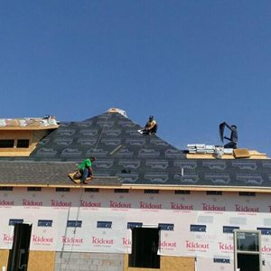 fayetteville roofing project