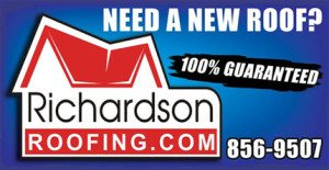 Richardson Roofing Guarantee