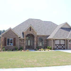 Completed Roof By Richardson Bentonville