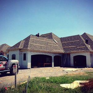 roof replacement in fayetteville