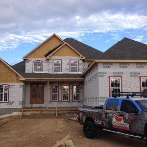 new construction roofing and siding bentonville