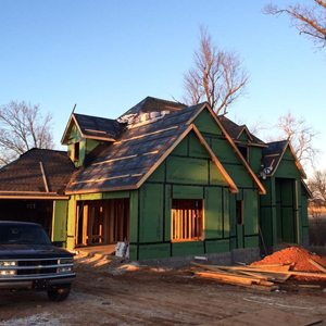 roofing and siding new construction in fayetteville