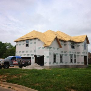 new home construction bentonville