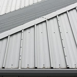 metal roofing works great in Arkansas