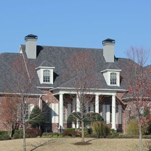 Beautiful roof in Bentonville by Richardson Roofing Contractors