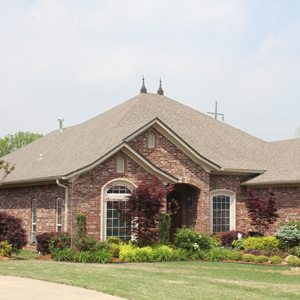 Richardson Roofing completed in NWA