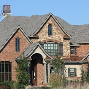 A Fayetteville completed Roof by Richardson