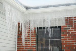 Roofing Companies Repair Ice Damage Gutters