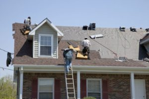 Roofing insurance coverage roofers
