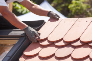 tile roofing company installer